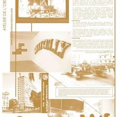 Slide affiches   atelier observatoire 2016 le musee collectif   copie