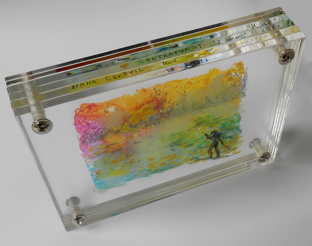 Normal ivana cekovic peinture sur plexiglass ao004