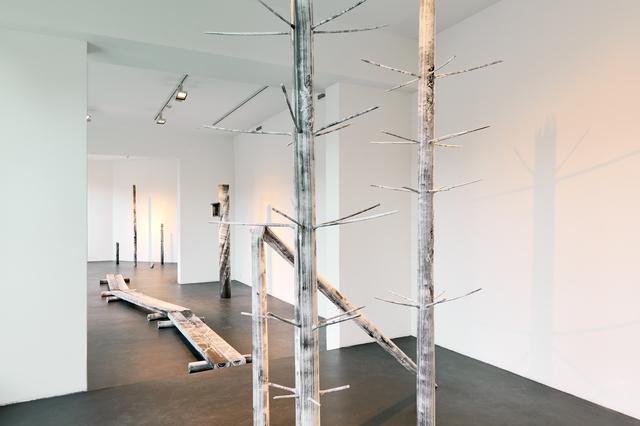 Normal galleria sculptor   teemu kangas   true nature   todellinen luonto   titus verhe 1