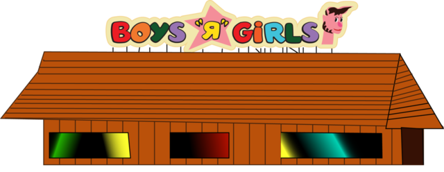 Normal boysrgirls store front