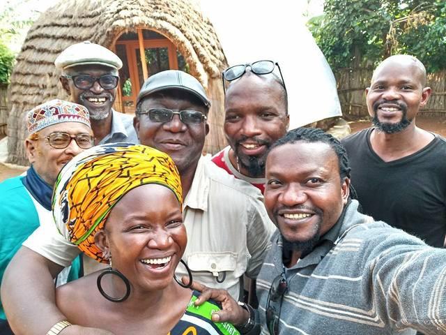 Normal 14   artists at kigali rwanda