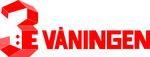 Sidebar 3e vaningen logo liggande red