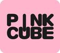Profile pink cube logo 1